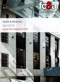 FC&A Doors & Windows Supplement, April 2018