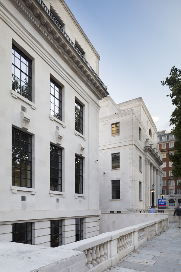 636fa39f5 ... Recently refurbished for the London Business School this Grade II  Listed Building looks spectacular with new ...