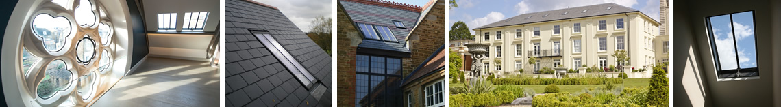 Clement Windows' Steel Rooflights For Building Professionals
