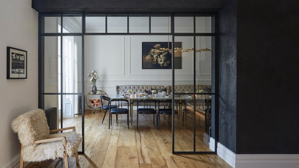 Space saving solutions with interior screens and doors - How much do interior designers make a year ...