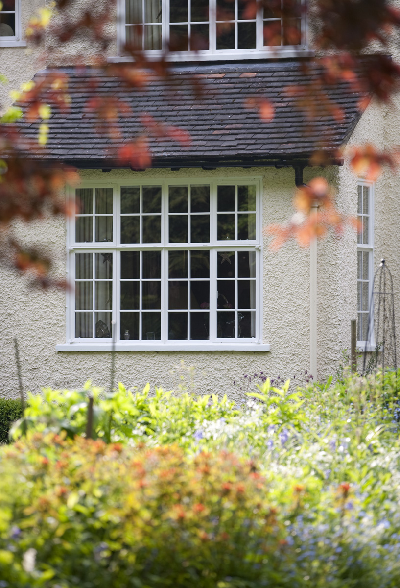4. What a quaint property, retaining its character with replacement Clement metal windows