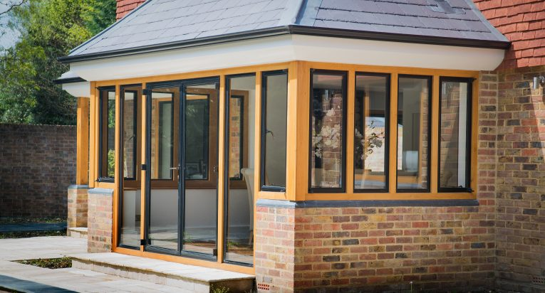 Clement steel windows in new build projects