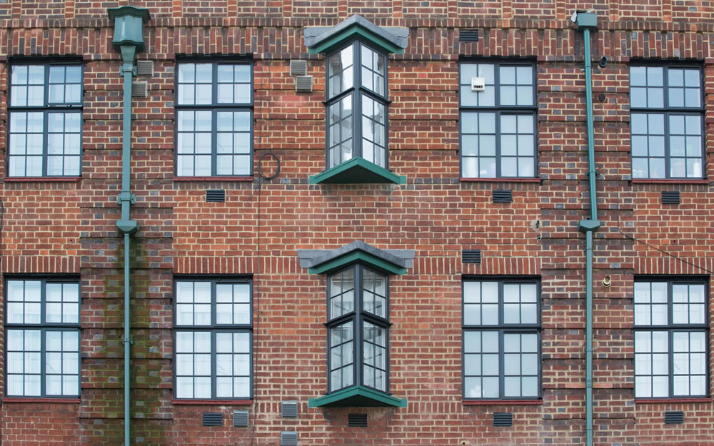 Lambeth Residential building with Clement Windows