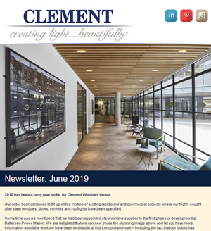 Clement Newsletter June 2019