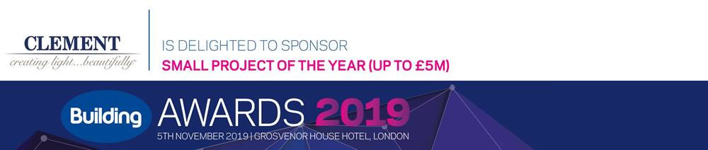Building Awards 2019