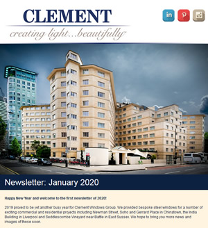 Clement Newsletter January 2020