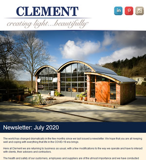 Clement Newsletter July 2020
