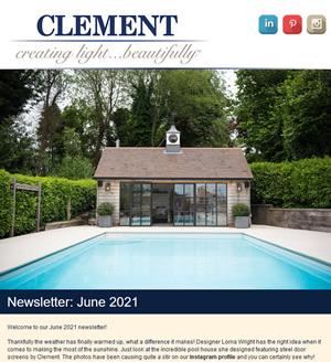 Clement Newsletter June 2021