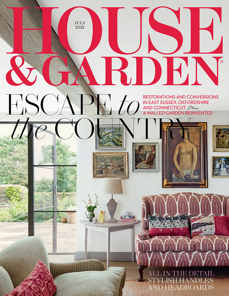 House & Garden Magazine July 2021